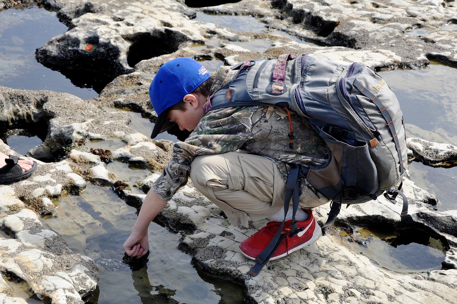 Environmental Science at Mount Cross