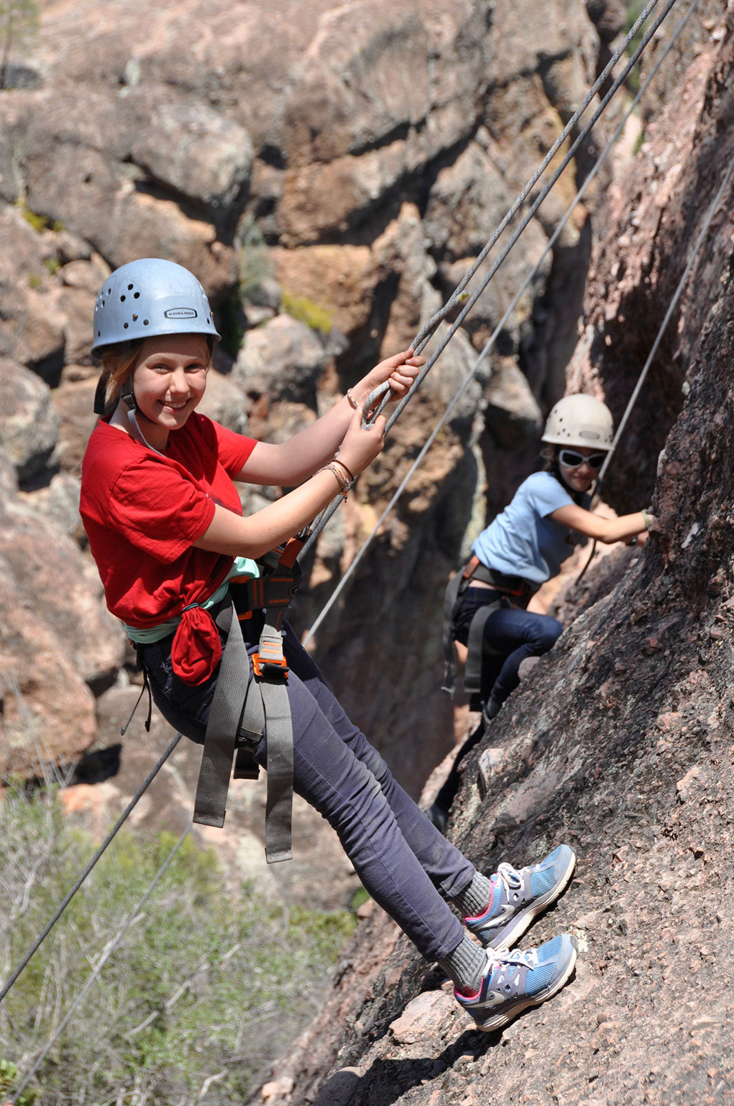 Rock Climbing @ Pinnacles